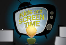 Reduce TV/Screen Time with this Tip